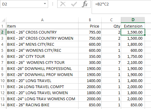 Excel Tip Tuesday: How to work with Absolute References