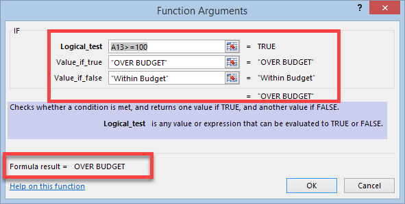 Excel Tip Tuesday: What IF?
