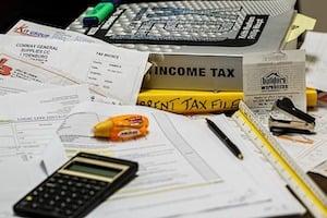 New W-4 Form Federal Tax Filing