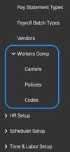 Workers' Compensation Spotlight Human Capital Management Module